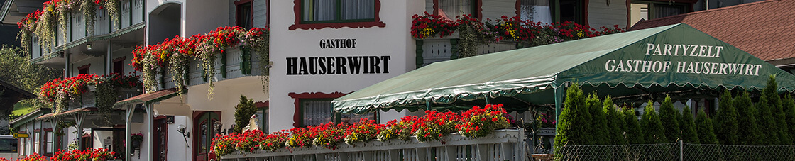 Gasthof Hauserwirt Wörgl